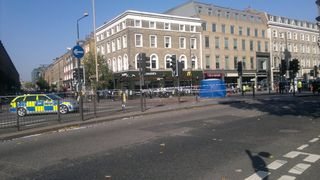 Kx cycle accident
